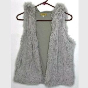 Piko 1988 Soft Faux Fur with Hooded